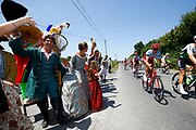 Illustration, Scenery, Fans, during the 105th Tour de France 2018, Stage 6, Brest - Mur de Bretagne Guerledan (181km) in France on July 12th, 2018 - Photo Luca Bettini / BettiniPhoto / ProSportsImages / DPPI