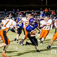 10-12-17 Berryville Jr High vs Gravette