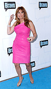 Jill Zarin attends the 2010 Bravo Media Upfront Party at Skylight Studios in New York City on March 10, 2010.