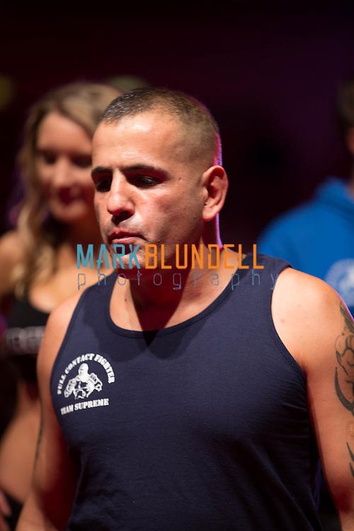 Michael Beaumont vs. Fash Otwar