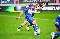 Jonathan WISNIEWSKI - 14.03.2015 - Stade Francais / Grenoble -  20eme journee de Top 14<br /> Photo : David Winter  / Icon Sport<br /> <br />   *** Local Caption ***