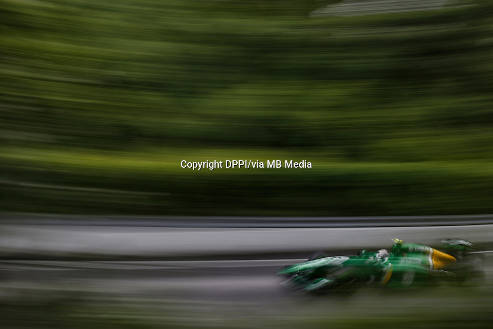MOTORSPORT - F1 2013 - GRAND PRIX OF CANADA - MONTREAL (CAN) - 07 TO 09/06/2013 - PHOTO FRANCOIS FLAMAND / DPPI - VAN DER GARDE GIEDO (NL) CATERHAM RENAULT CT03 - ACTION