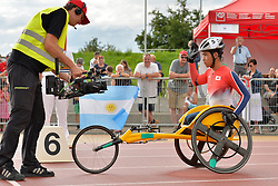 05/08/2017; Yamakita, Taishi, T54, JPN at 2017 World Para Athletics Junior Championships, Nottwil, Switzerland