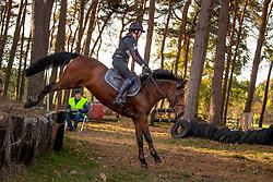 Van De Peer Renee, BEL, Magic Starlight Tir<br /> LRV Ponie cross - Zoersel 2018<br /> © Hippo Foto - Dirk Caremans<br /> 28/10/2018