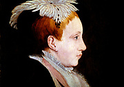 Edward VI (1537-1553) king of England and Ireland from 1547. Son of Henry VIII and his third wife, Jane Seymour.  Always a sickly child, he died of natural causes.