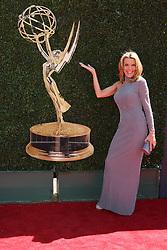 April 30, 2017 - Pasadena, CA, USA - LOS ANGELES - APR 30:  Vanna White at the 44th Daytime Emmy Awards - Arrivals at the Pasadena Civic Auditorium on April 30, 2017 in Pasadena, CA (Credit Image: © Kathy Hutchins/via ZUMA Wire via ZUMA Wire)