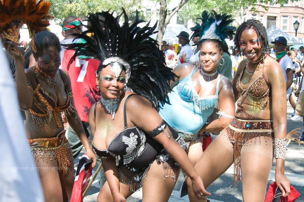 The American Caribbean Day Festival takes place in Crown Heights, Brooklyn each September on Labor Day with thousands participating and in attendance.