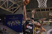 Kenny Lawson<br /> Ambalt Recanati - Virtus Segafredo Bologna<br /> Campionato Basket A2 LNP 2016/2017<br /> Ancona, 03/12/2016<br /> Foto Ciamillo-Castoria