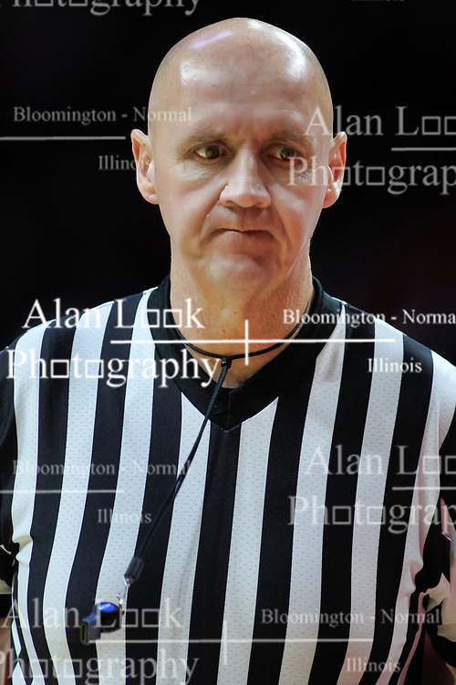 NORMAL, IL - December 08:  during a college basketball game between the ISU Redbirds and the University of Mississippi (Ole Miss) Rebels on December 08 2018 at Redbird Arena in Normal, IL. (Photo by Alan Look)