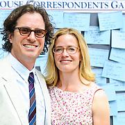 Davis Guggenhiem and Elizabeth Shue