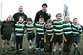 London Wasps Tag Festival. 17-1-09. U8s. Richmond College