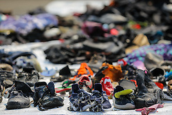 November 1, 2018 - Tanjung Priok, Jakarta, Indonesia - Personal items recovered from Lion Air flight JT 610 by Search and Rescue personnel at the Tanjung Priok port at Tanjung Priok Harbour, Jakarta, Indonesia, on Thursday, November 1, 2018. Rescuers have recovered human remains and personal items in the wreckage, with all 189 passengers and crew feared dead, the plane crashed into the sea just minutes after taking off from Indonesia's capital. (Credit Image: © Andrew Lotulung/NurPhoto via ZUMA Press)