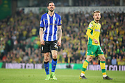Sheffield Wednesday midfielder George Boyd (21) during the EFL Sky Bet Championship match between Norwich City and Sheffield Wednesday at Carrow Road, Norwich, England on 19 April 2019.
