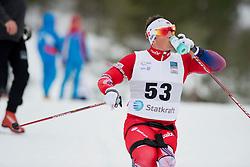 LARSEN Trygve Steinar, NOR, Long Distance Biathlon, 2015 IPC Nordic and Biathlon World Cup Finals, Surnadal, Norway