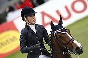 Joy Lammers - T Sellie<br /> Nederlands Kampioenschap Springen CH Mierlo 2010<br /> © DigiShots