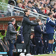 Dundee United boss Jackie McNamara - Dundee United v Dundee at Tannadice Park in the SPFL Premiership<br /> <br />  - © David Young - www.davidyoungphoto.co.uk - email: davidyoungphoto@gmail.com
