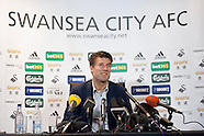 270913 Swansea city FC press conference