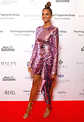 Alesha Dixon attending the 9th Annual Global Gift Gala held at the Rosewood Hotel, London.