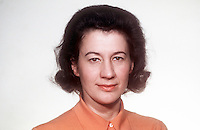Ann Dickson, MP, Carrick, Ulster Unionist, N Ireland Parliament, Stormont, Belfast, March 1969, 196903000114b<br /> <br /> <br /> Copyright Image from<br /> Victor Patterson<br /> 54 Dorchester Park<br /> Belfast, N Ireland, UK, <br /> BT9 6RJ<br /> <br /> t1: +44 28 90661296<br /> t2: +44 28 90022446<br /> m: +44 7802 353836<br /> e1: victorpatterson@me.com<br /> e2: victorpatterson@gmail.com<br /> <br /> www.victorpatterson.com