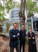 "FREESPACE - 16th Venice Architecture Biennale. Korea, ""Spectres of the State Avant-garde""."