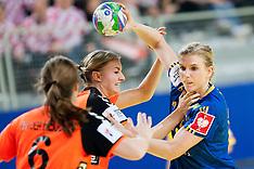 20141210 CRO: EHF EK Handbal Nederland - Zweden, Varazdin