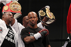 Mar 24; Brooklyn, NY, USA; Zab Judah before his 12 round IBF Jr. Welterweight title eliminator against Vernon Paris at the Aviator.