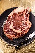 Beef from Parisian butcher Hugo Desnoyer at Serge et le Phoque, shop B2, 3 Wan Chai Road, Hong Kong