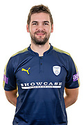 Rilee Rossouw of Hampshire during the Hampshire CCC photo call 2017 at  at the Ageas Bowl, Southampton, United Kingdom on 12 April 2017. Photo by David Vokes.