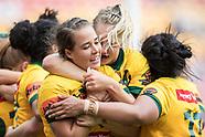 Australia v New Zealand - RLWC Womens Final