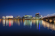 Tempe, Arizona commercial real estate photography, Tempe Town Lake