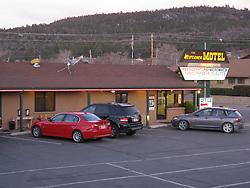 Williams Arizona on March 24, 2008