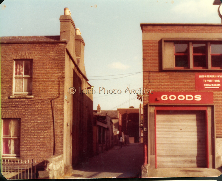 Old Dublin Amature Photos October 1983 WITH, Bolton St, Salvation Army Hostel, Halston St, Parnell St, lane, Fire Station, Fitzgibbon St, Lord Edward St, Cinema Thomas St, Tailors Hall, Crhistchurch, Vicarage,