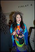 CHARLOTTE WHITEHEAD, HEADONISM, SOMERSET HOUSE, LONDON. 20 Feb 2015