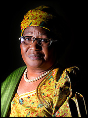 MAR 22 2013 President of Malawi Dr Joyce Banda