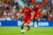 Portugal midfielder Bernardo Silva (10) on the ball during the UEFA Nations League match between Portugal and Netherlands at Estadio do Dragao, Porto, Portugal on 9 June 2019.