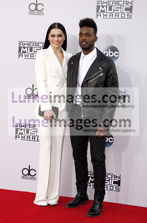 Jessie J at the 2014 American Music Awards held at the Nokia Theatre L.A. Live in Los Angeles on November 23, 2014 in Los Angeles, California. Credit: Lumeimages.com