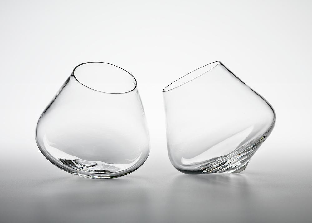 Glass design by Emma Klau