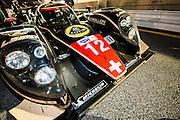 Andrea Belicchi, Neel Jani and Nicolas Prost, Rebellion Racing (P1) Toyota Lola B12/60, Petit Le Mans. Oct 18-20, 2012. © Jamey Price