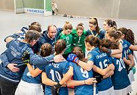 HAMBURG  (Ger) - Match 19,  for bronze , Der Club an der Alster (Ger) - Club Campo de Madrid (Esp) (7-0)  Photo: team Madrid.  Club Cup 2019 Women . WORLDSPORTPICS COPYRIGHT  KOEN SUYK