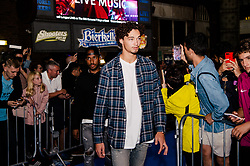 Philippe Sandler attends the World Premiere of Prime Video series. All or Nothing: Manchester City, at The Printworks in Manchester ahead of its release on Friday.