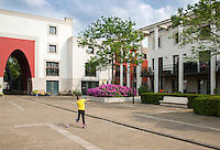 Le Medi, een mediterraan nieuwbouwproject in Rotterdam Delfshaven