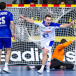 20130123: ESP, Handball - 23th IHF Handball World Championship Spain 2013, Russia vs Slovenia