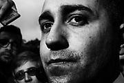 Luigi Di Maio in Rome on 18 July 2018. Christian Mantuano / OneShot