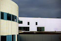 The National Centre for Synchrotron Science (NCSS) at the Australian Synchrotron, external view of the building