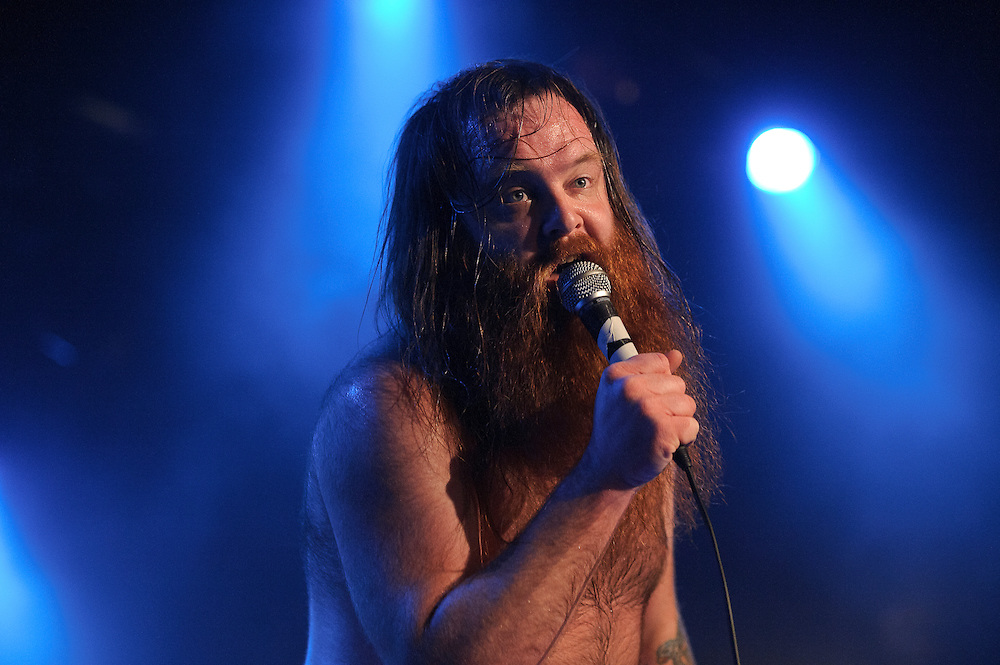 Photos of Valient Thorr performing on The World is Yours Tour at Best Buy Theater, NYC. February 28, 2011. Copyright © 2011 Matthew Eisman. All Rights Reserved.