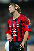 Genova 30-10-2004<br /> <br /> Campionato  Serie A Tim 2004-2005<br /> <br /> Sampdoria Milan<br /> <br /> nella  foto Andriy Shevchenko Milan<br /> <br /> Foto Snapshot / Graffiti