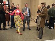 SILVIA ZIRANEK; PAUL STEWART; JEAN WAINWRIGHT;; SIMON TYSZKO;, Historical Dances in an  antique setting., Pable Bronstein. Annual Tate Britain Duveens commission.  London. 25 April 2016