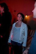ANIA SOWINSKI, Beyond the Rave, Celebration of Hammer Film's  first horror movie broadcasr on MYSpace. Shoreditch House. London. 16 April 2008.  *** Local Caption *** -DO NOT ARCHIVE-© Copyright Photograph by Dafydd Jones. 248 Clapham Rd. London SW9 0PZ. Tel 0207 820 0771. www.dafjones.com.