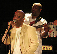 Walter Beasley (left) performs at Gilly's Niteclub in Dayton, Friday, May 11th.