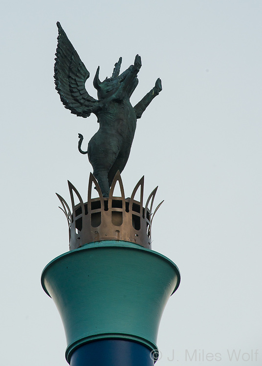 Flying Pig at Sawyer Point